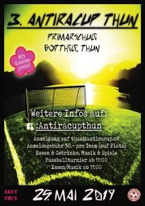 Antiracup Thun 2019
