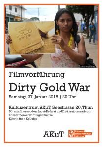 Flyer Filmabend Thun