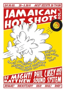 Jamaican Hot Shots