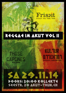 Reggae Night AKut Vol II Final