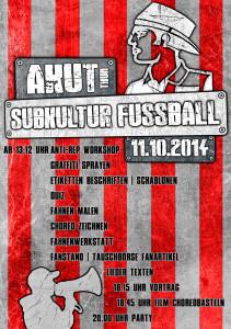 Subkultur_Fussball_Flyer